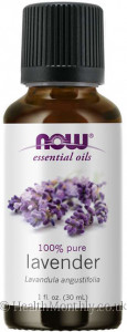 Now® 100% Pure Lavender Oil