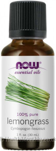 Now® Essential Oils, 100% Pure Lemongrass