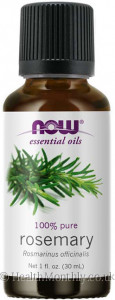 Now® 100% Pure Rosemary Oil