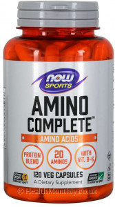 Now® Amino Complete™, Amino Acids