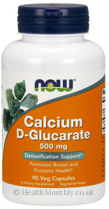 Now® Calcium D-Glucarate