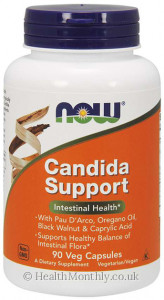 Now® Candida Support