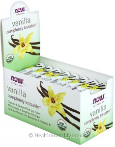 Now® Completely Kissable™ Vanilla Lip Balm
