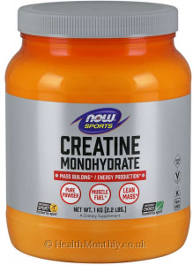 Now® Sports, Creatine Monohydrate Powder