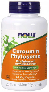 Now® Curcumin Phytosome