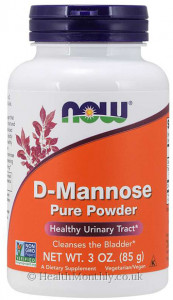 Now® D-Mannose Pure Powder