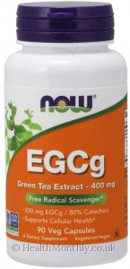 Now® EGCG Green Tree Extract