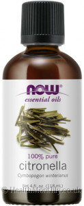 Now® Essential Oils, 100% Pure Citronella Oil