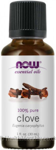 Now® Essential Oils, 100% Pure Clove Oil