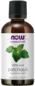 Now® Essential Oils, 100% Pure Patchouli Oil