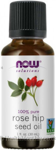 Now® Essential Oils, 100% Pure Rose Hip Seed Oil