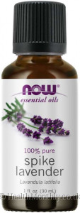 Now® Essential Oils, 100% Pure Spike Lavender Oil