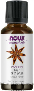 Now® Essential Oils, 100% Pure Star Anise Oil
