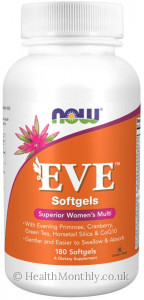 Now® EVE™ Women's Multiple Vitamin