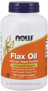 Now® Flax Oil