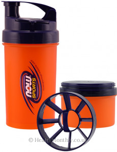 Now® Sports, 3-In-1 Sports Shaker Bottle