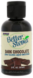 Now® BetterStevia® Liquid