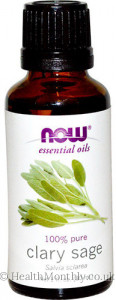 Now® Essential Oils, 100% Pure Clary Sage Oil