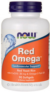 Now® Red Omega™