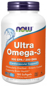 Now® Ultra Omega-3