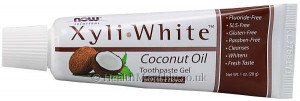 Now® XyliWhite™ Coconut Oil Toothpaste Gel