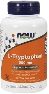 Now® L-Tryptophan
