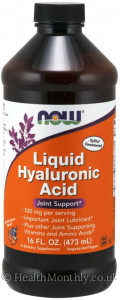 Now® Liquid Hyaluronic Acid