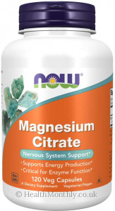 Now® Magnesium Citrate