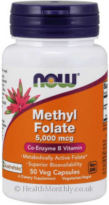 Now® Methyl Folate