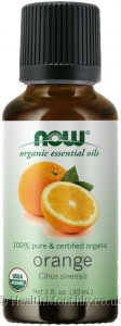 Now® Organic Essential Oils, 100% Pure & Certified Organic