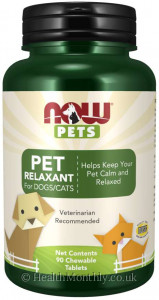 Now® Pet Relaxant for Dogs & Cats