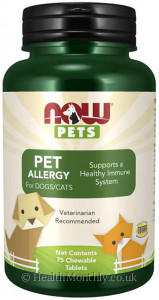 Now® Pets, Allergy For Dogs/Cats