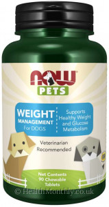 Now® Pets Weight Management for Dogs