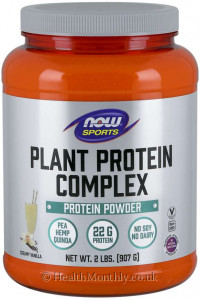 Now® Plant Protein Complex Powder