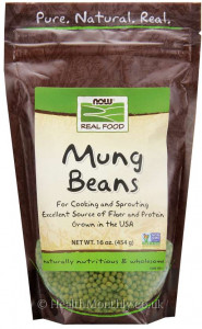 Now® Real Food, Mung Beans