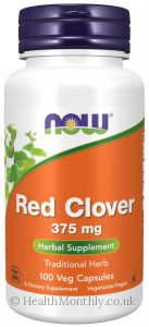 Now® Red Clover