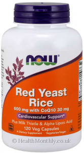 Now® Red Yeast Rice
