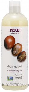 Now® Shea Nut Oil