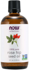Now® Solutions, 100% Pure Rose Hip Seed Oil