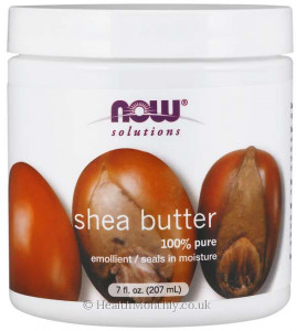 Now® Solutions, 100% Pure Shea Butter
