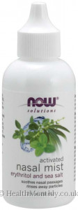 Now® Solutions, Activated Nasal Mist