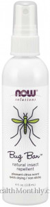 Now® Solutions, Bug Ban™ Spray