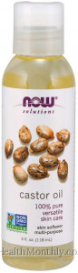 Now® Solutions, Castor Oil