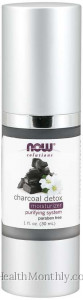 Now® Solutions, Charcoal Detox Moisturizer