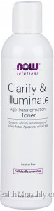 Now® Solutions, Clarify & Illuminate Toner