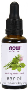 Now® Solutions Ear Oil