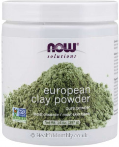 Now® Solutions, European Clay Powder