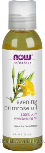 Now® Solutions, Evening Primrose Oil