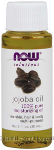 Now® Solutions, Jojoba Oil