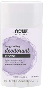 Now® Solutions, Long Lasting Deodorant Stick